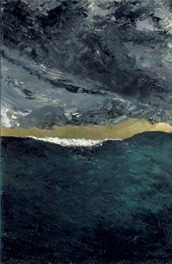 The wawe, August Strindberg
