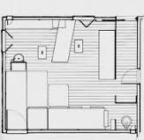 El Cabanon de Le Corbusier