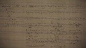 Partitura Marcel Duchamp